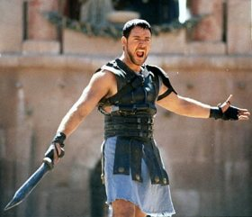 """What have the Romans ever done for sales managers?                  well ……."""